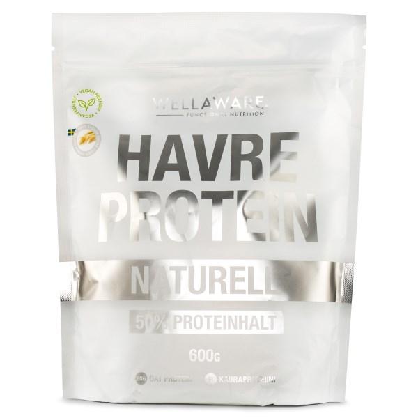WellAware Havreprotein Naturell 600 g