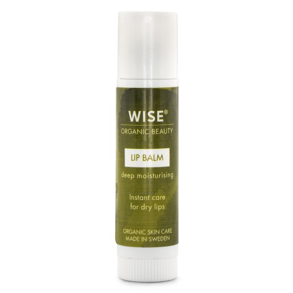 Wise Organic Lip Balm 5 g