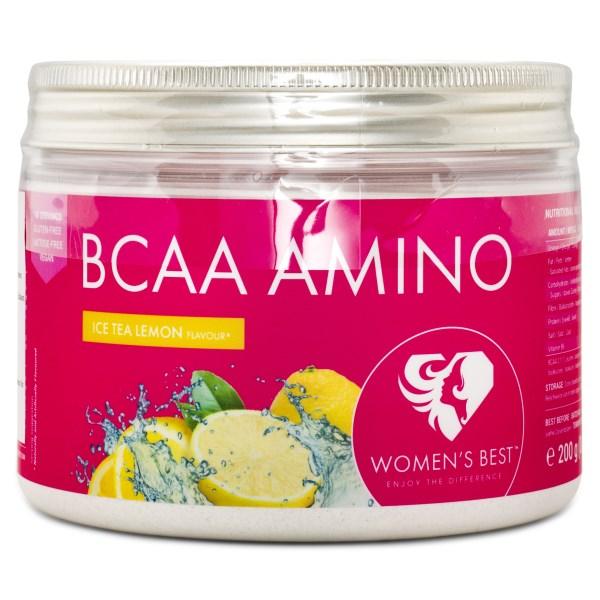 Womens Best BCAA Amino Ice Tea Lemon 200 g