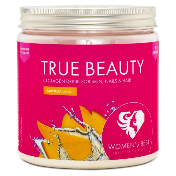 Womens Best True Beauty Collagen Drink Mango 300 g