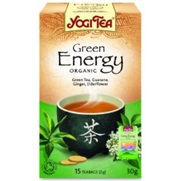 Yogi Tea Green Energy 17 påsar