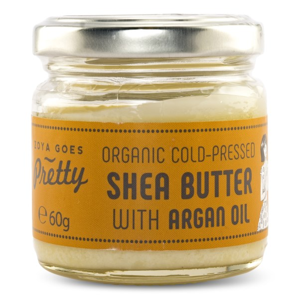 Zoya Shea Butter & Argan Oil 60 g