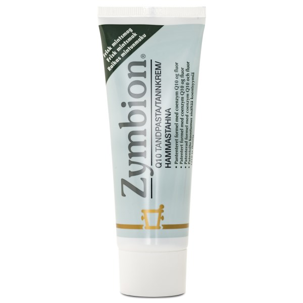 Zymbion Q10 Tandkräm 75 ml