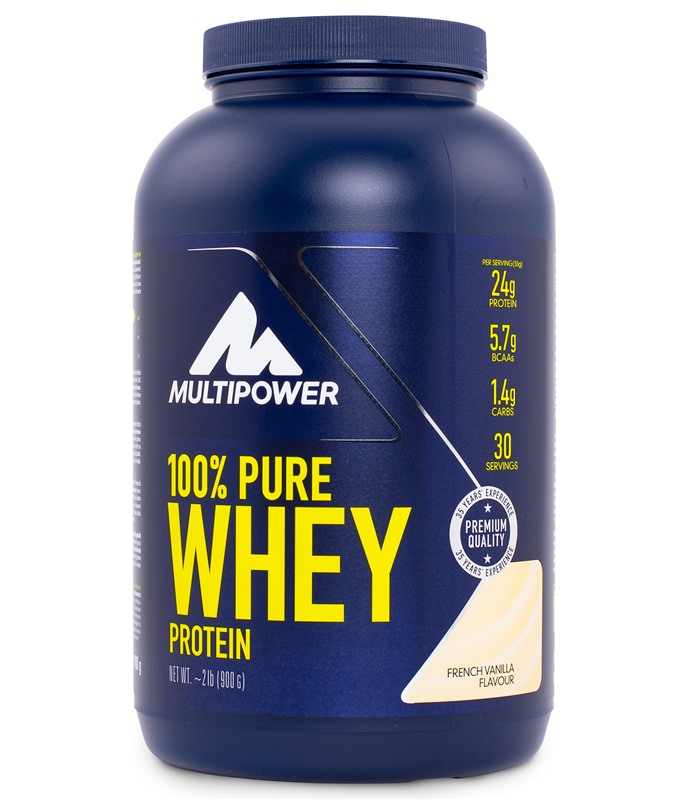100% Pure Whey, Livsmedel - Multipower
