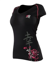 Fitness t-shirt Women