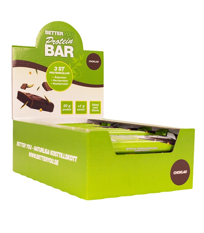 Better You Protein Bar,  - Better You