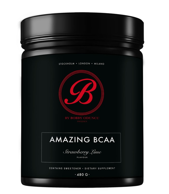 By BOBBY Amazing BCAA, Sport & Träning - Self Omninutrition