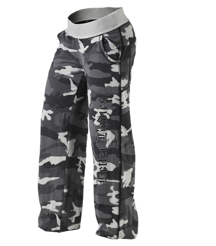 Camo soft pant, Sport & träning - Better Bodies