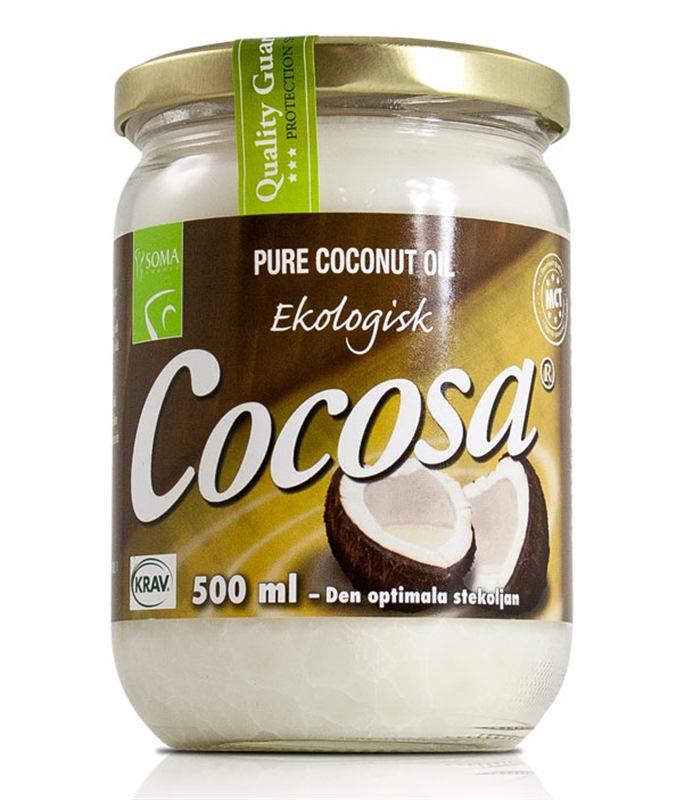 cocosa pure coconut oil 500 ml