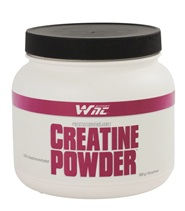 Creatine Powder, Prestationsh�jande - WNT