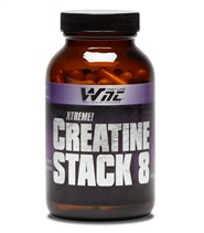 Creatine Stack 8, Prestationsh�jande - WNT