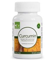 Curcumin  60 kapslar