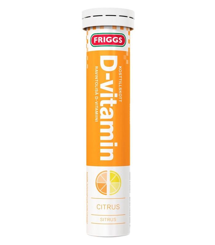 d vitamin brustablett