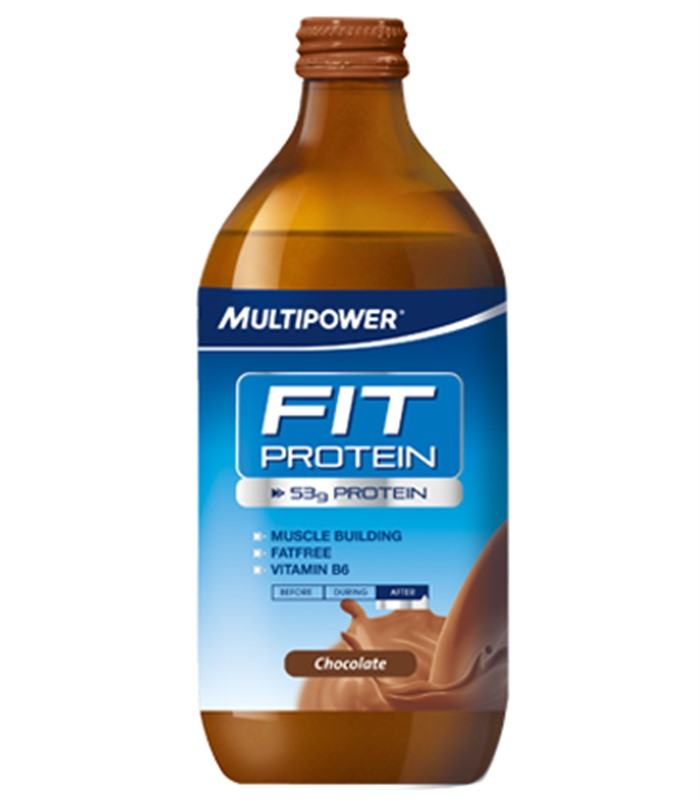 Fit Protein , Kondition & Uthållighet - Multipower