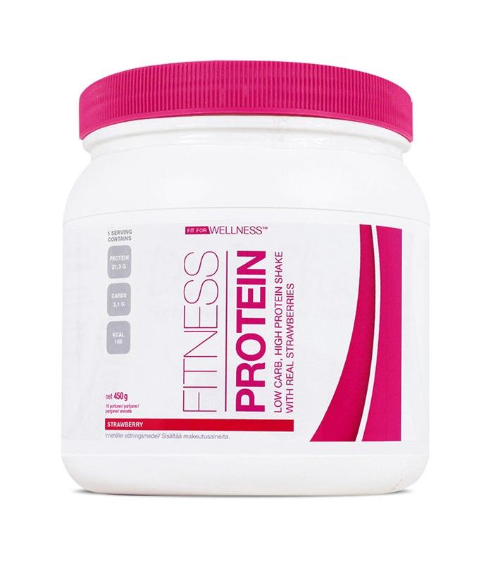 proteintillskott för tjejer