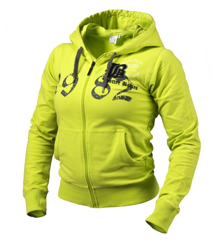 Fitted Soft Hoodie, Sport & tr�ning - Better Bodies