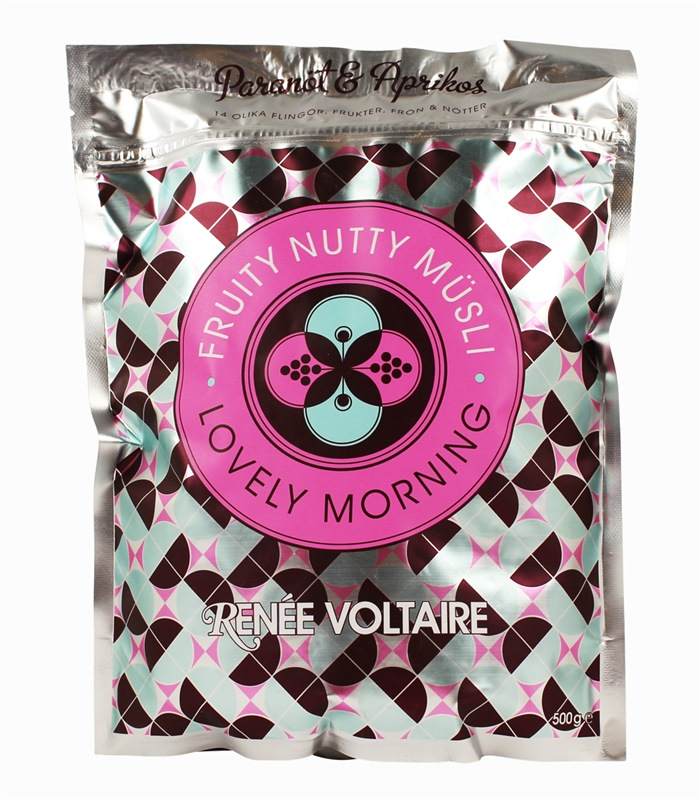 Fruity & Nutty Mysli , Livsmedel - Renee Voltaire