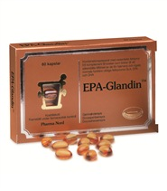 EPA-Glandin med omega-3 60 kapslar