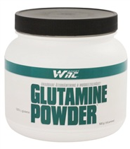 Glutamine Powder, Aminosyror - WNT