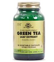 grönt te extrakt kapslar