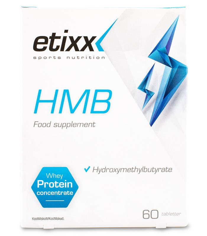HMB 1000, Muskelbyggande & Prestation - Etixx Sports Nutrition