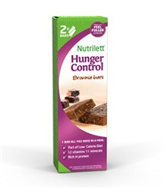 Hunger Control Bar 2-pack