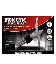 Iron Gym Exercise Mat