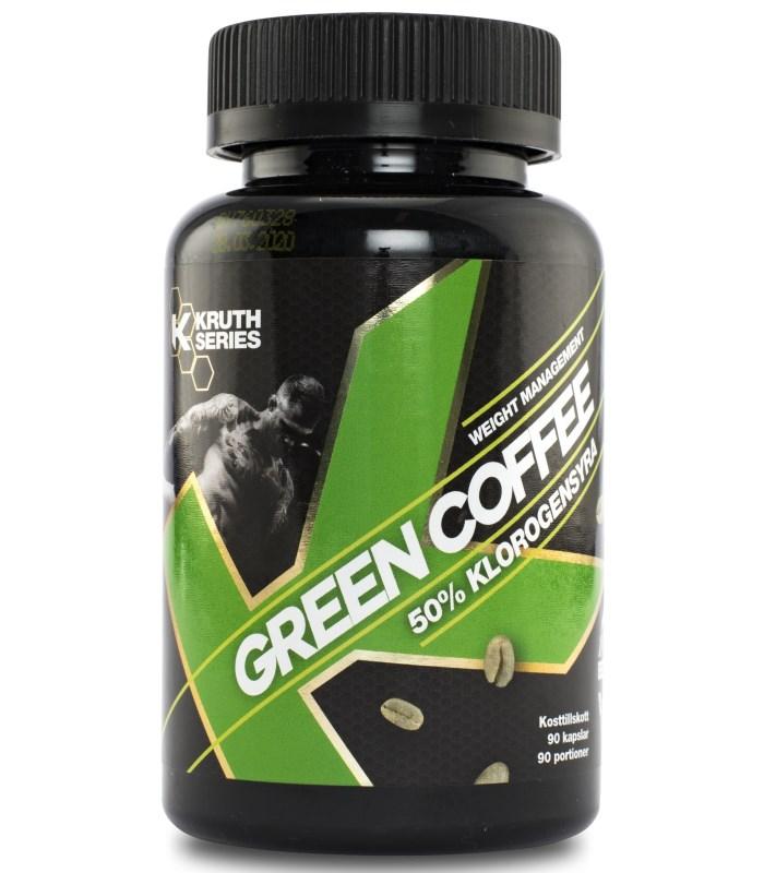 hälsokost grönt kaffe