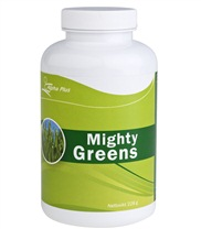 Mighty Greens, H�lsa & V�lm�ende - Alpha Plus