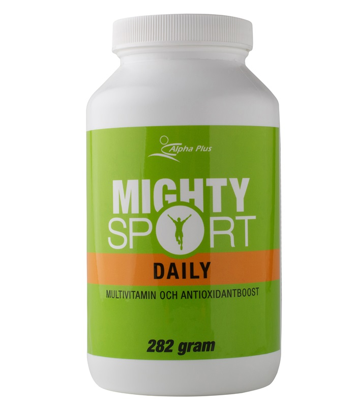 Mighty Sport Daily, Hälsa & Livsmedel - Alpha Plus