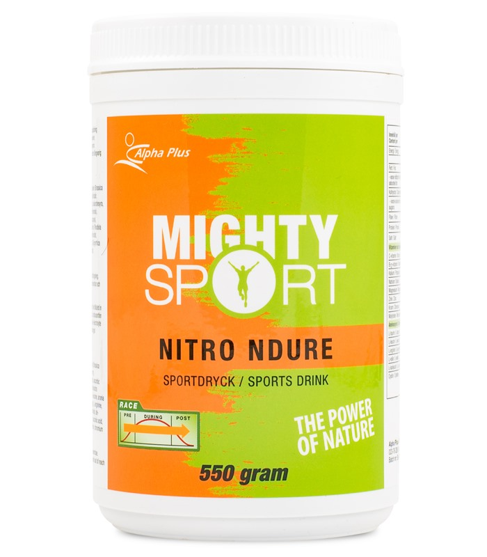 Mighty Sport Nitro Ndure, Sport & Träning - Alpha Plus