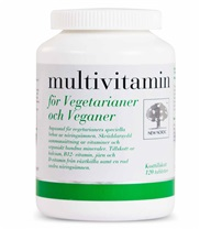 Multivitamin Vegetarianer
