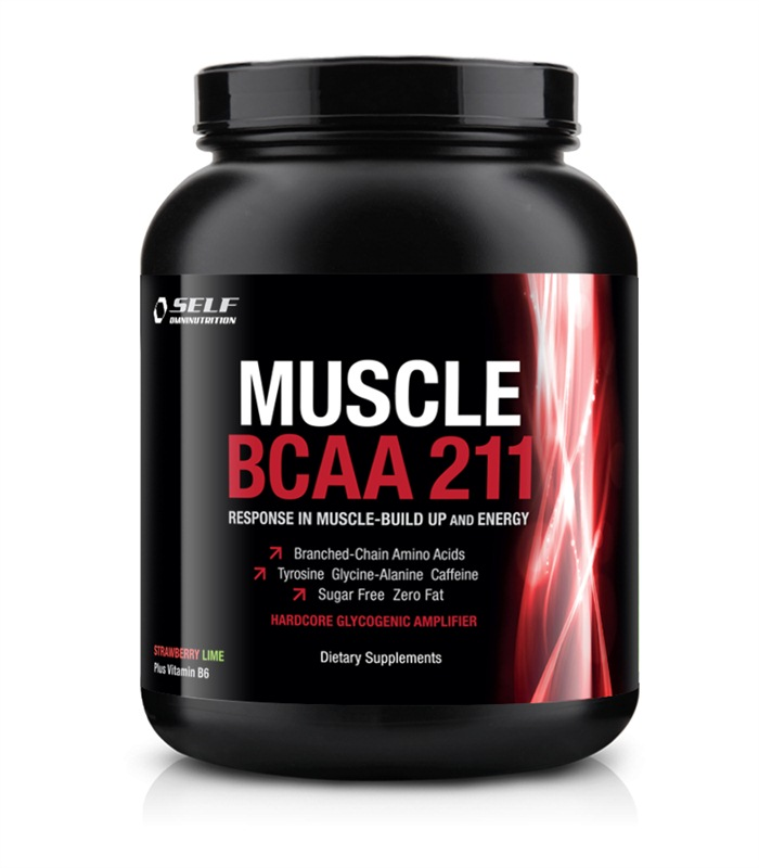 Muscle BCAA 211, Sport & Träning - Self Omninutrition