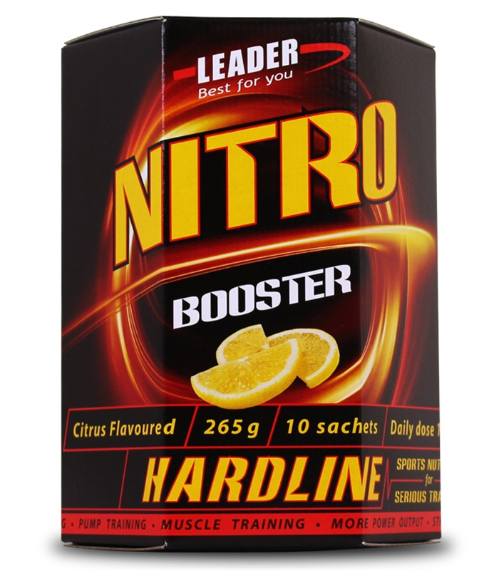 Nitro Booster, Prestationshöjande - Leader