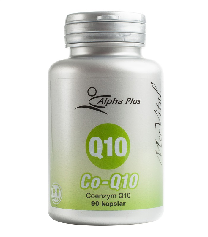 Q10 MerVital,  - Alpha Plus