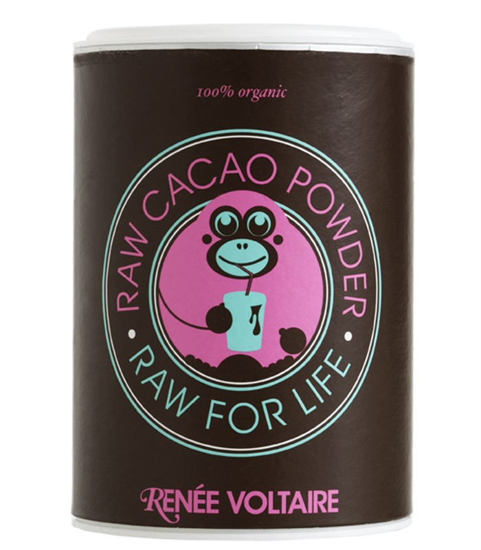Raw Cacao Powder, Livsmedel - Renee Voltaire