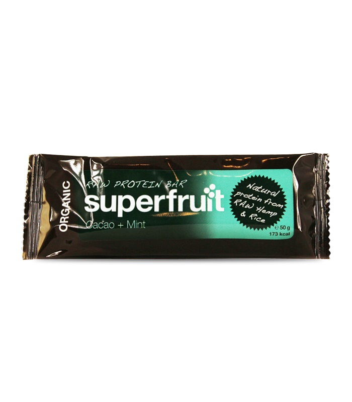 RAW Protein Bar EKO, Näringstillskott, protein - Superfruit