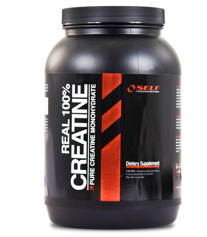 Real Creatine, Prestationshöjande - Self Omninutrition