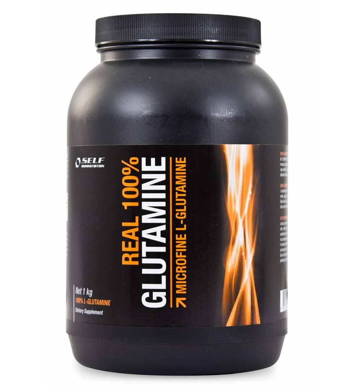 Real Glutamine, Sport & tr�ning - Self Omninutrition