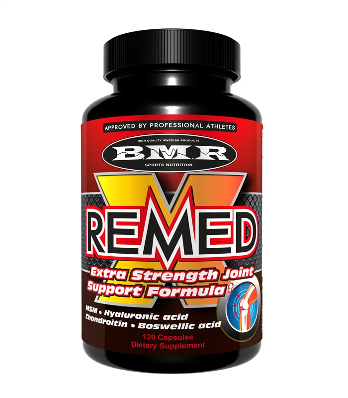 Remed-X,  - BMR Sports Nutrition