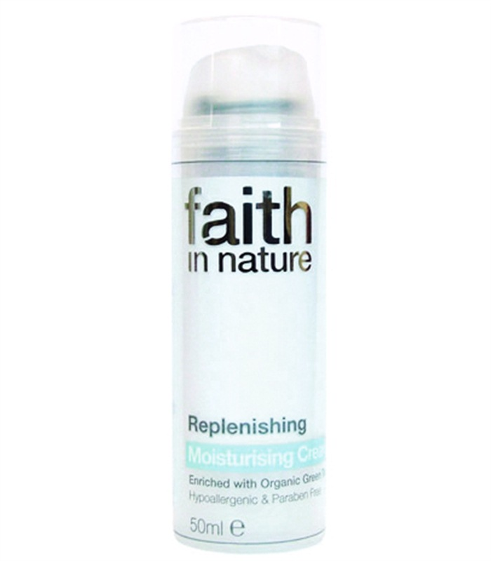 Replenishing Moisturising Cream, Kroppsvård & Skönhet - Faith in Nature