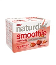 Smoothie Drinkmix, Fettf�rbr�nning - Naturdiet