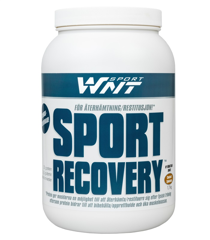 Sport Recovery, Muskelbyggande & Prestation - WNT