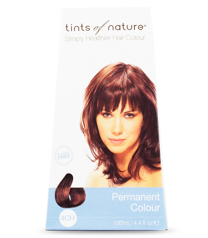 Tints of Nature Rich Chocolate Brown, Kroppsv�rd & Sk�nhet - Tints of Nature