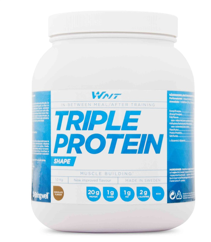 wnt triple protein 1kg