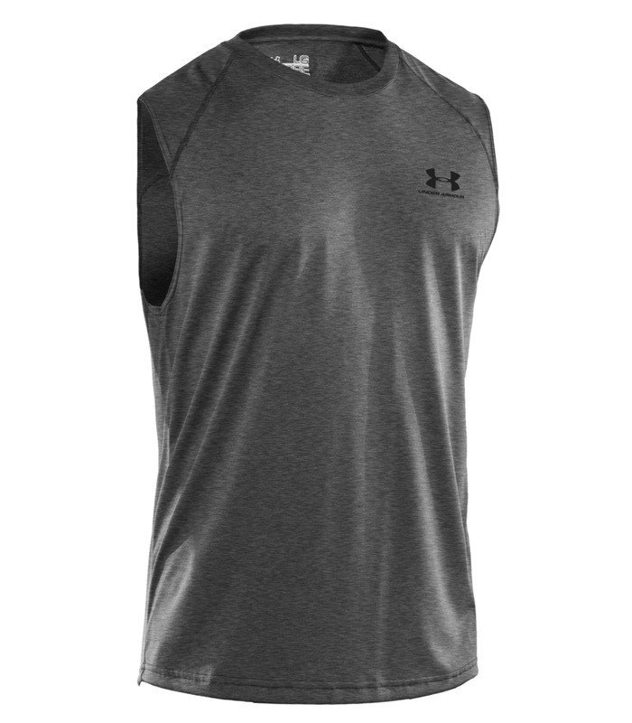 UA Tech Sleeveless Tee, Sport & träning - Under Armour