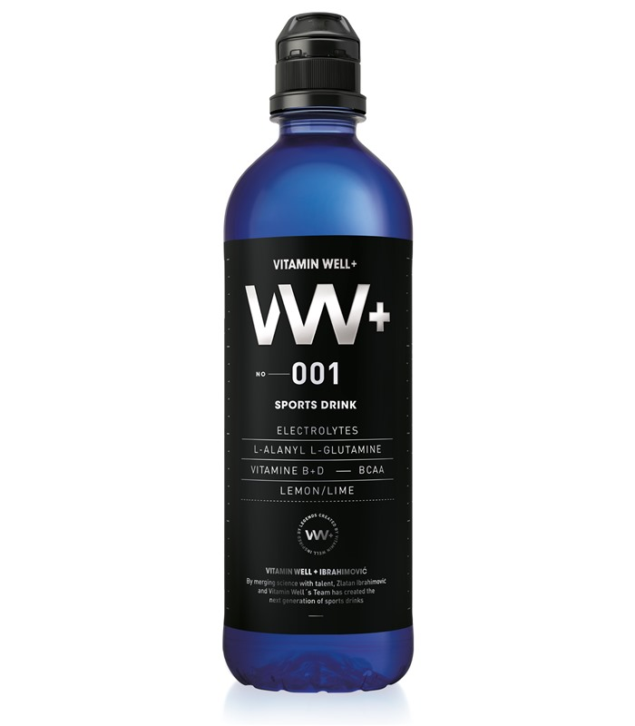 Vitamin Well+ 001, Sport & Träning - VitaminWell
