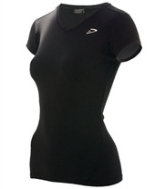 Womens compression Tee